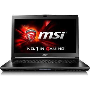 MSI GL72 7RD-061CZ + ZDARMA Batoh na notebook MSI GE Bag Digitální předplatné Týden - roční