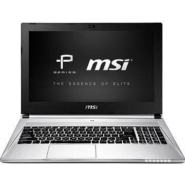 MSI PX60 2QD-044CZ Prestige Aluminium