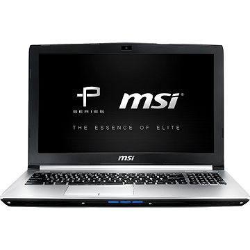 MSI PE60 2QE-097CZ Prestige Aluminium