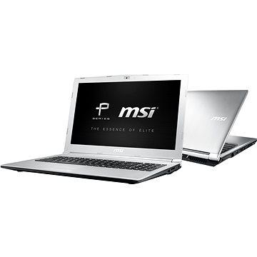 MSI PL62 7RC-209CZ + ZDARMA Myš Microsoft Wireless Mobile Mouse 1850 Black