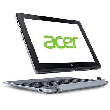Acer One 10 32GB + dock s 500GB HDD a klávesnicí Iron Black (NT.G5CEC.002) + ZDARMA Digitální předplatné Týden - roční