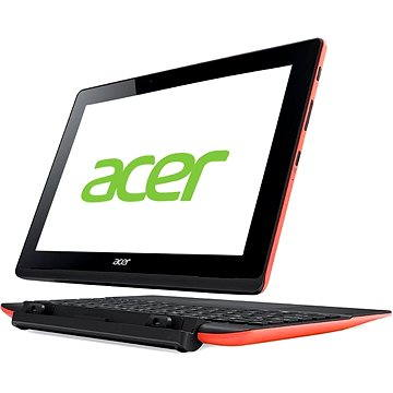 Acer Aspire Switch 10E 64GB + dock s 500GB HDD a klávesnicí Red Black (NT.G93EC.001)