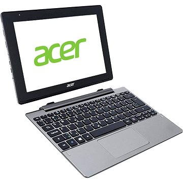 Acer Aspire Switch V 10 64GB + dock s klávesnicí Iron Gray (NT.LCVEC.003)