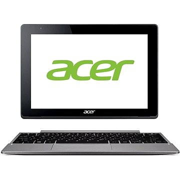 Acer Aspire Switch 10V 64GB LTE + dock s 500GB HDD a klávesnicí Iron Gray (NT.G5XEC.002)