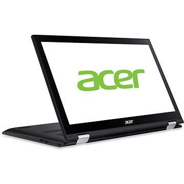 Acer Spin 3 Shale Black (NX.GK9EC.001) + ZDARMA Poukaz Elektronický darčekový poukaz Alza.sk v hodnote 33 EUR, platnosť do 23/12/2016