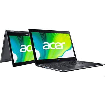 Acer Spin 5 Steel Gray celokovový (NX.GTQEC.004) + ZDARMA Myš Microsoft Wireless Mobile Mouse 1850 Black