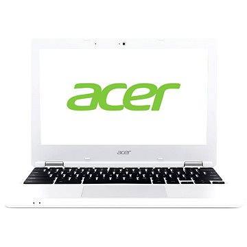 Acer Chromebook 11 White Aluminium (NX.G85EC.001) + ZDARMA Digitální předplatné Interview - SK - Roční od ALZY Digitální předplatné Týden - roční