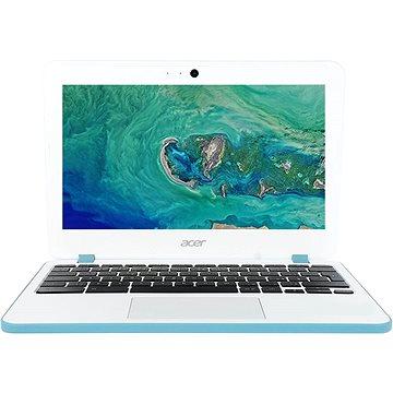 Acer Chromebook 11 N7 Pearl White (NX.GN4EC.001) + ZDARMA Digitální předplatné Interview - SK - Roční od ALZY
