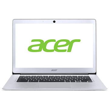 Acer Chromebook 14 Silver Aluminium (NX.GC2EC.002) + ZDARMA Digitální předplatné Týden - roční
