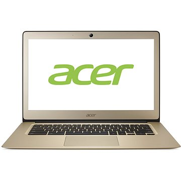 Acer Chromebook 14 Gold Aluminium (NX.GJEEC.001)