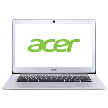 Acer Chromebook 14 Silver Aluminium (NX.GC2EC.003) + ZDARMA Digitální předplatné Týden - roční