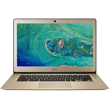Acer Chromebook 14 Luxury Gold Aluminium (NX.GJEEC.002)