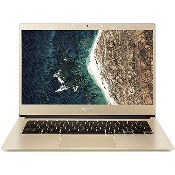 Acer Chromebook 14 celokovový Gold (NX.HGREC.001)