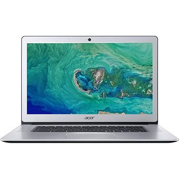 Acer Chromebook 15 Touch Pure Silver (NX.GPTEC.003)