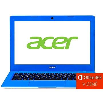Acer Aspire One 11 White/Blue (NX.SHNEC.001)