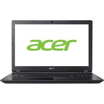 Acer Aspire 3 Fekete (NX.GNTEU.002) + ZDARMA Poukaz Darčekový poukaz Alza.cz v hodnote 20 Euro na nákup odevov a obuvi Poukaz Poukaz v hodnotě 500 Kč na nákup oblečení a bot na Alza.cz