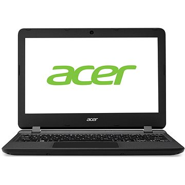 Acer Aspire ES11 Fekete (NX.GGLEU.005) + ZDARMA Myš Microsoft Wireless Mobile Mouse 1850 Black