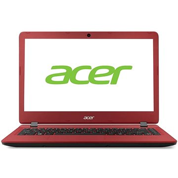 Acer Aspire ES13 Bordó (NX.GHMEU.002) + ZDARMA Myš Microsoft Wireless Mobile Mouse 1850 Black Digitální předplatné Interview - SK - Roční od ALZY