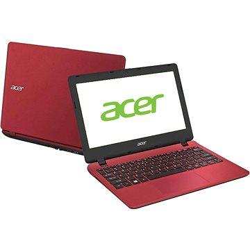 Acer Aspire ES13 Fekete / Piros (NX.GHMEU.001) + ZDARMA Myš Microsoft Wireless Mobile Mouse 1850 Black Digitální předplatné Interview - SK - Roční od ALZY