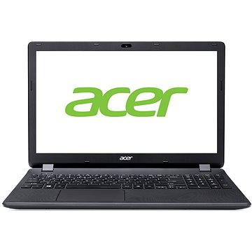 Acer Aspire ES15 Midnight Black (NX.GFTEC.016) + ZDARMA Digitální předplatné Týden - roční