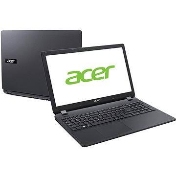 Acer Aspire ES15 Fekete / Fehér (NX.GFVEU.001) + ZDARMA Digitální předplatné Týden - roční