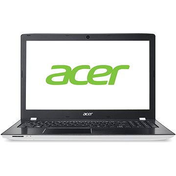 Acer Aspire ES15 Fekete / Fehér (NX.GFVEU.005) + ZDARMA Myš Microsoft Wireless Mobile Mouse 1850 Black Digitální předplatné Týden - roční