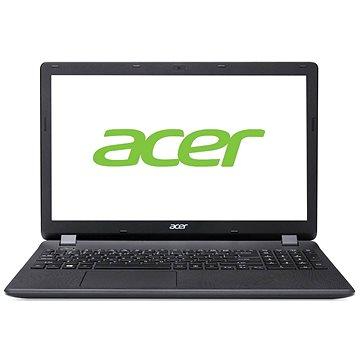 Acer Aspire ES15 Fekete (NX.GHAEU.012) + ZDARMA Digitální předplatné Interview - SK - Roční od ALZY Digitální předplatné Týden - roční