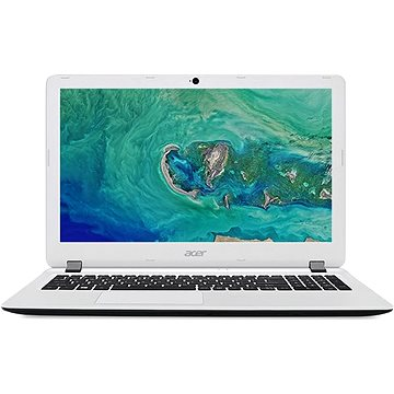 Acer Aspire ES15 Midnight Black / Cotton White (NX.GD2EC.001) + ZDARMA Digitální předplatné Interview - SK - Roční od ALZY