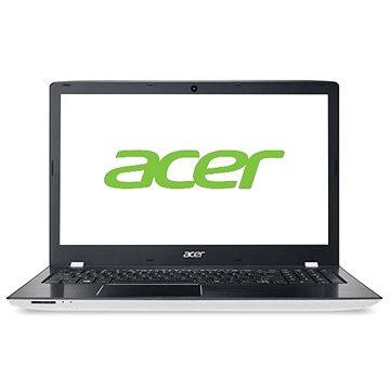 Acer Aspire E15 Fehér (NX.GDVEU.013) + ZDARMA Poukaz Darčekový poukaz Alza.cz v hodnote 20 Euro na nákup odevov a obuvi Poukaz Poukaz v hodnotě 500 Kč na nákup oblečení a bot na Alza.cz