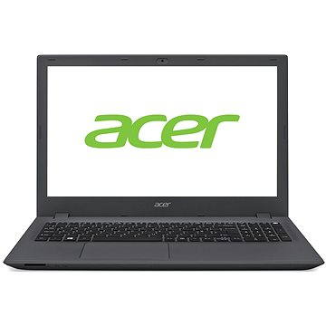 Acer Aspire E15 Fekete / Acélszürke (NX.MVMEU.036) + ZDARMA Digitální předplatné Týden - roční