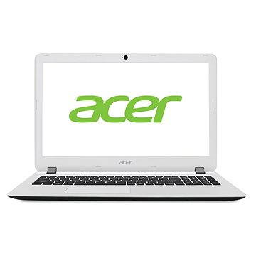 Acer Aspire ES15 Midnight Black / Cotton White (NX.GKZEC.001)