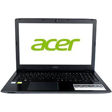 Acer Aspire E15 Obsidian Black Aluminium (NX.GE6EC.006) + ZDARMA Poukaz v hodnotě 500 Kč (elektronický) na příslušenství k notebookům. Poukaz má platnost do 30.5.2017.