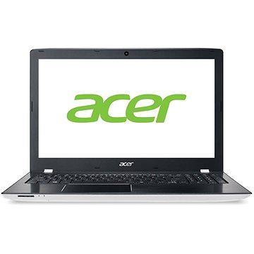 Acer Aspire E15 Marble White (NX.GE5EC.002) + ZDARMA Digitální předplatné Interview - SK - Roční od ALZY Elektronická licence Acer prodloužení záruky na 3 roky - nutná registrace na www.acer.cz