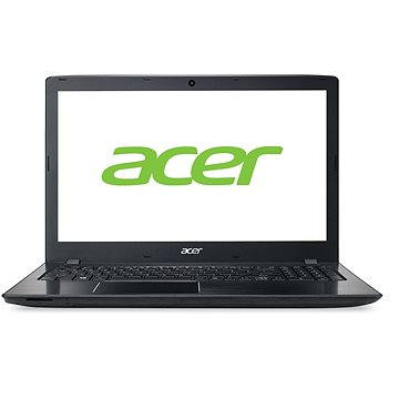 Acer Aspire E15 Fekete (NX.GDWEU.086) + ZDARMA Digitální předplatné Interview - SK - Roční od ALZY Digitální předplatné Týden - roční