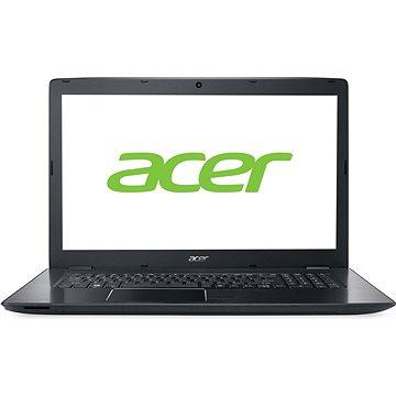 Acer Aspire E17 Fekete (NX.GEDEU.026) + ZDARMA Poukaz Darčekový poukaz Alza.cz v hodnote 20 Euro na nákup odevov a obuvi Poukaz Poukaz v hodnotě 500 Kč na nákup oblečení a bot na Alza.cz