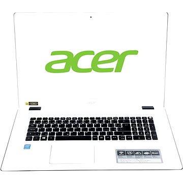 Acer Aspire E17 Cotton White (NX.MVFEC.002) + ZDARMA Poukaz v hodnotě 500 Kč (elektronický) na příslušenství k notebookům. Poukaz má platnost do 30.5.2017.