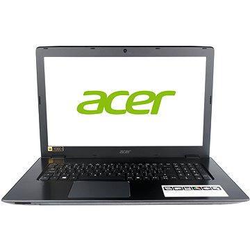 Acer Aspire E17 Obsidian Black Aluminium (NX.GG7EC.002) + ZDARMA Poukaz v hodnotě 500 Kč (elektronický) na příslušenství k notebookům. Poukaz má platnost do 30.5.2017.