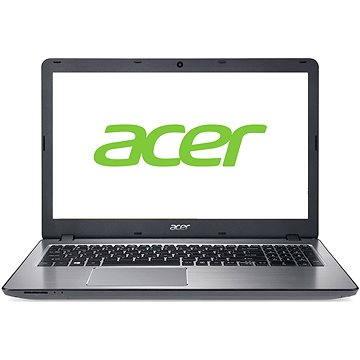 Acer Aspire F15 Silver Aluminium (NX.GD7EC.001) + ZDARMA Digitální předplatné Týden - roční