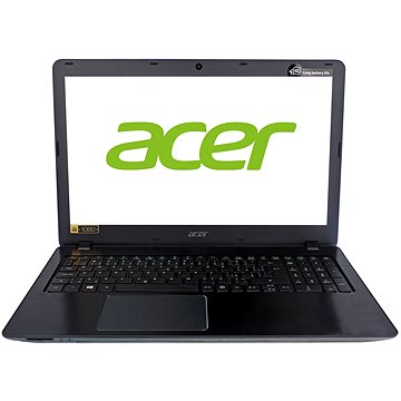 Acer Aspire F15 Black kovový (NX.GD4EC.002) + ZDARMA Myš Microsoft Wireless Mobile Mouse 1850 Black