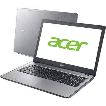 Acer Aspire F15 Ezüst / Fekete (NX.GD9EU.020) + ZDARMA Digitální předplatné Týden - roční