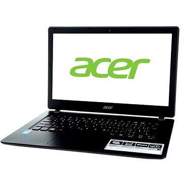 Acer Aspire V13 Black Aluminium (NX.G7BEC.002) + ZDARMA Poukaz Elektronický darčekový poukaz Alza.sk v hodnote 33 EUR, platnosť do 23/12/2016