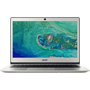 """Acer Swift 1 Pure Silver (NX.GP1EC.004) + ZDARMA Digitální předplatné Interview - SK - Roční předplatné Externí disk Verbatim 2.5"""" Store 'n' Go USB HDD 250GB - černý"""