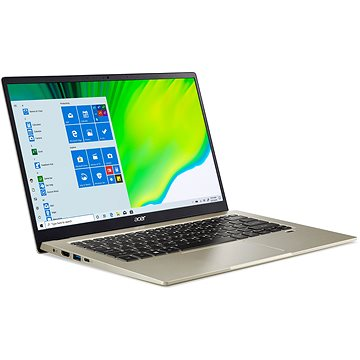 Acer Swift 1 Safari Gold celokovový (NX.HYNEC.001)
