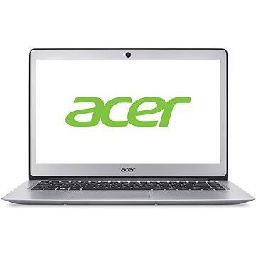 Acer Swift 3 Silver Aluminium (NX.GKBEC.009) + ZDARMA Digitální předplatné Týden - roční