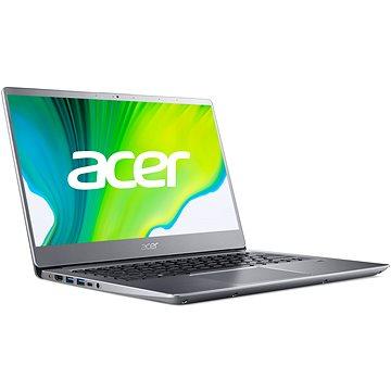 Acer Swift 3 Sparkly Silver celokovový + MS Office 365 (NX.GXZEC.007-mso)