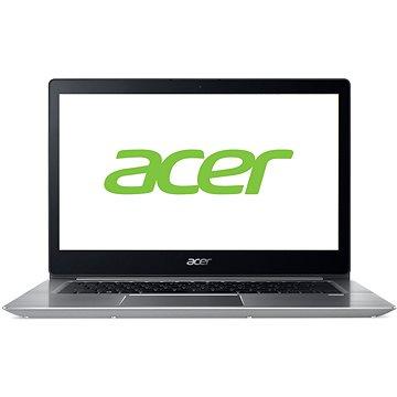 Acer Swift 3 Silver Aluminium (NX.GNUEC.001) + ZDARMA Digitální předplatné Interview - SK - Roční předplatné Elektronická licence Acer prodloužení záruky na 3 roky - nutná registrace na www.acer.cz