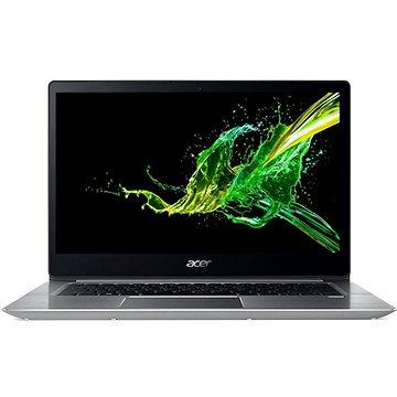 Acer Swift 3 Sparkly Silver celokovový (NX.GQGEC.002) + ZDARMA Externí USB tuner Technaxx DVB-T S6 Mini