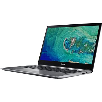 Acer Swift 3 Steel Gray celokovový (NX.GV7EC.006)