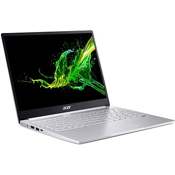 Acer Swift 3 QHD Sparkly Silver celokovový (NX.HQXEC.003)
