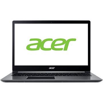 Acer Swift 3 Steel Gray celokovový (NX.GQ5EC.001) + ZDARMA Myš Microsoft Wireless Mobile Mouse 1850 Black Digitální předplatné Interview - SK - Roční od ALZY Elektronická licence Acer prodloužení záruky na 3 roky - nutná registrace na www.acer.cz